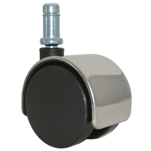 Metal Finish Chair Wheels Chair Wheels Casters For Hardwood