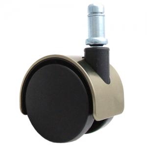 chair caster wheels - bronze hood