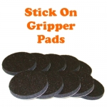 Stick On Rubber Gripper Pads Non Sliding